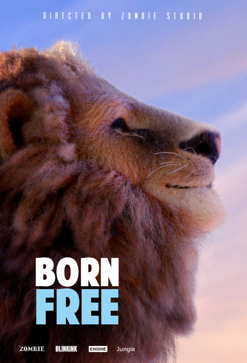 Poster Bornfree Ok
